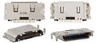 (Коннектор) Aksline Разъем зарядки для Samsung C3010 / C3011 / G400 / I550 / I560 / I7110 / I740 / S3600 / S5200