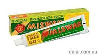 Зубная паста-гель с мисваком Miswak Dabur