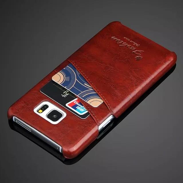 Чехол для Samsung Note 5 N920 Fashion с отделением для карт