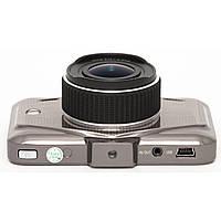 Автомобильный видеорегистратор Globex GU-217 Grey (1920x1080 30-60 к / с, Формат видео: MOV. Угол обзора: 170/