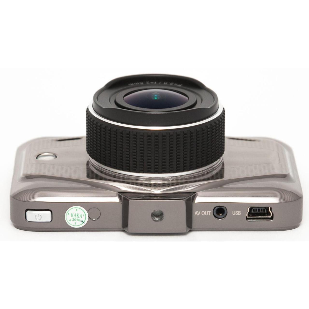Автомобильный видеорегистратор Globex GU-217 Grey (1920x1080 30-60 к / с, Формат видео: MOV. Угол обзора: 170/ - Модный Магазин в Хмельницком