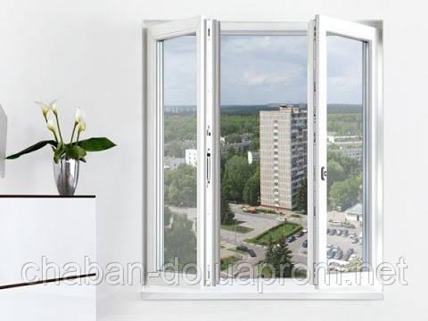 В нашей компании Вы можете купить металлопластиковое окно Rehau 60 со штульпом по доступной цене