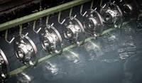 Процесс нанесения гальванического покрытия цинком VEGA 3000