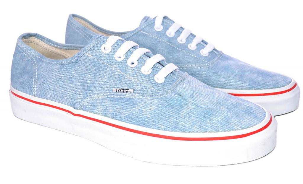 Кеди Vans Authentic Marine.