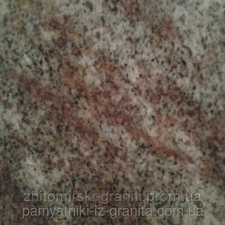Гранит Гранат — плитка