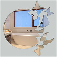 "Зеркало ""П-12"" (60х60)см"