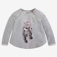 Пуловер с ползунками Mayoral 4448