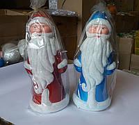 Дед Мороз пластиковый под елку (30 см), фото 1