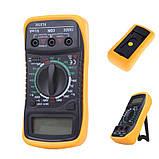Тестер мультиметр цифровий XL830L, фото 6