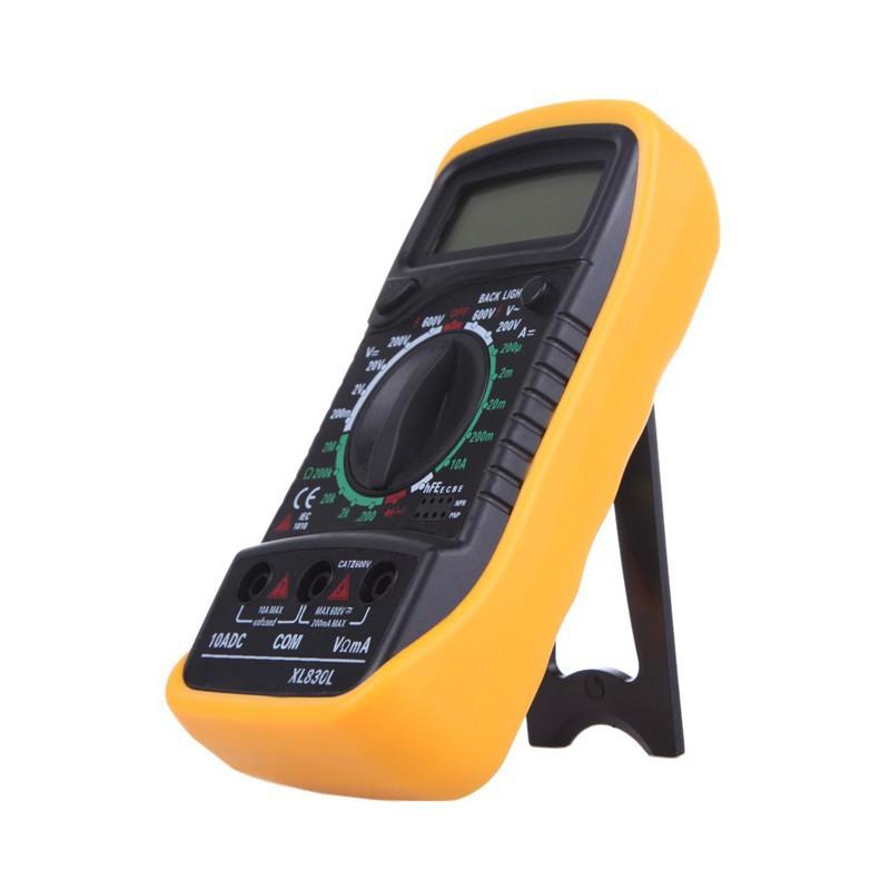Тестер мультиметр цифровий XL830L