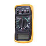 Тестер мультиметр цифровий XL830L, фото 7