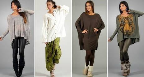 Одежда в стиле оверсайз и её особенности