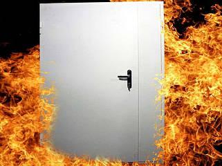 Производство противопожарных дверей и ворот