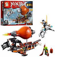 Конструктор SY540 Ninja