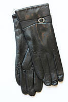 Женские перчатки  Monlolan с украшением на запьясте
