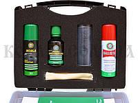 Набор для воронения Ballistol в кейсе (6 предметов)