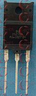 Транзистор NPN 1200В 12А Philips BU2527DX TO3P б/у