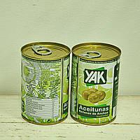 Зеленые оливки YAK