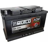 Mutlu Автомобильные аккумуляторы Mutlu 6СТ-95 АзЕ AGM