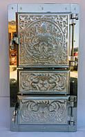 Дверца для печи Дюраль Спарка, дверца печная