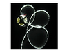 Светодиодная лента LP6N60CWW (5м)