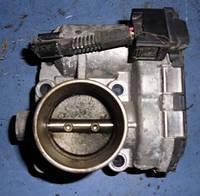 Дроссельная заслонка электрFiatGrande Punto 1.4 T-Jet 16V Turbo 2005-Bosch 0280750137 (мотор 198 A4.000)