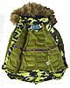 Зимняя парка- курточка на девочку SPEED.A размер 110-134, фото 3