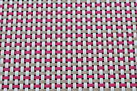 Подставка под горячую посуду плетение 30см*45см