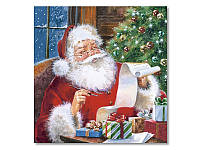 Салфетка для декупажа Ti-Flair Праздничные подарки, размер в развёрнутом виде 33x33 см