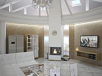Дизайн гостиной в квартире, фото 1