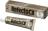 RefectoCil №3.1 Light Brown - краска для бровей и ресниц (светло-корич)