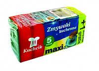 Губки для посуды Kuchcik, 6шт