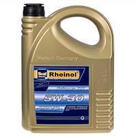 Моторное масло Rheinol Primus DX 5W-30 5L (синт) (DX 5W-30(3*5L))