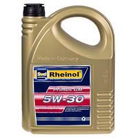 Моторное масло Rheinol Primus GM 5W-30 5L (синт) (GM 5W-30(3*5L))
