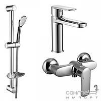 Смесители Volle Набор смесителей для ванной комнаты Volle Fiesta 1515113161