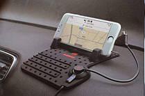 Remax держатель телефона для автомобиля с анти-скольжением на торпеду