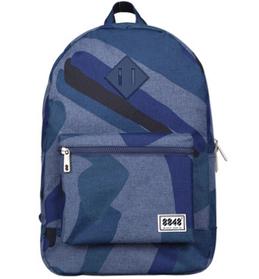 Городской рюкзак Камуфляж синий
