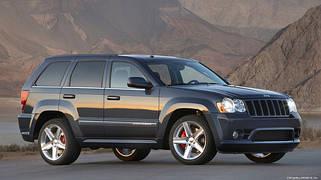 Тюнинг Jeep Grand Cherokee WK (2005 - 2010)