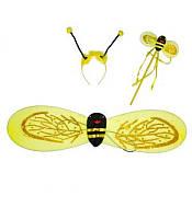 Карнавальные крылья,крылья пчелки мушки, купить оптом и розницей,MK 1408 KRK-0006