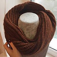Сунд - хомут ручной вязки, шерстяной, цвета разные.