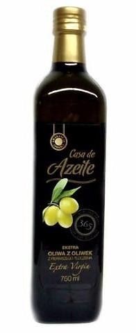 Оливковое масло Casa de Azeite 750 мл. Польша