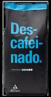 Кофе в зернах Burdet Descafeinado 100% Arabica  без кофеина