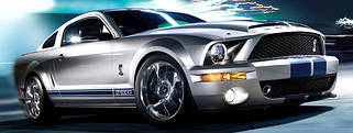 Тюнинг Ford Mustang 5 (2005-2009)