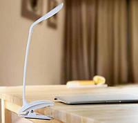 Настольная USB Лампа Remax Milk Series (клипса)