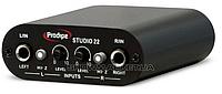 Studiomaster Аудио интерфейс Prodipe Studio 22 USB