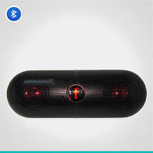 Портативная колонка Neeka NK-BT50 Bluetooth 2 динамика, фото 2