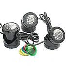 Светильник для пруда AquaNova NPL1-LED3  в (к-те датчик день/ночь), фото 3