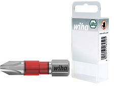 Wiha W36813 Биты MaxxTor PH2x29, форма С 6,3 (Е 6,3), 5 шт. в уп