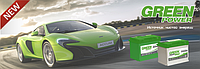 АКБ Green Power Max