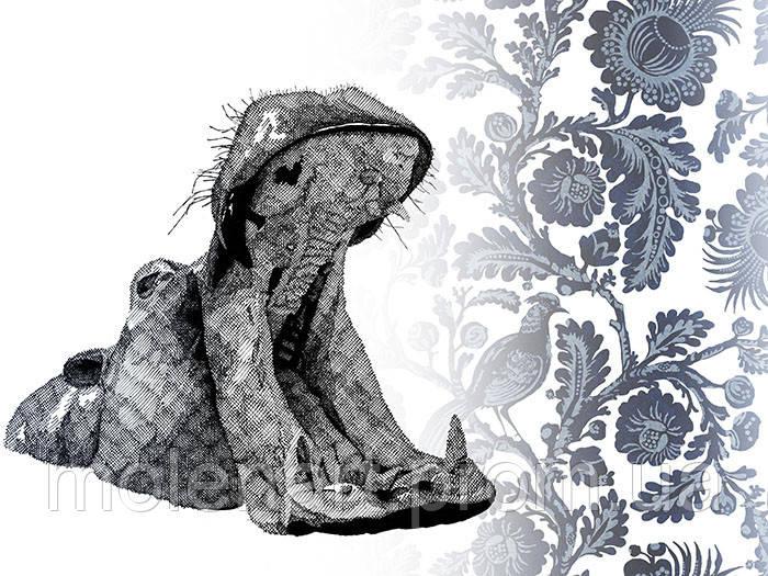 Панно из декоративного гипсового кирпича Gessobrick GB 1017